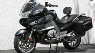 8. 2011 BMW R1200RT Tricolor Ride Video Gulf Coast Motorcycles, Ft. Myers, FL