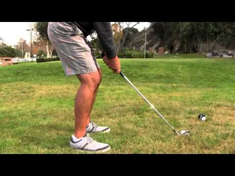 Golf Lessons San Diego – Mike Wydra – Straight Backswing