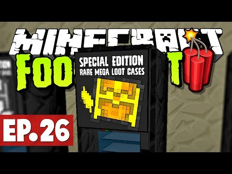 Minecraft FoolCraft 3 - FREE LOOT BOXES! #26 [Modded Survival]