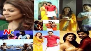 Nayanatara-Simbhu Love Story on Screen