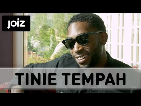 """Tinie Tempah - """"I grew up quickly"""" (1/4)"""