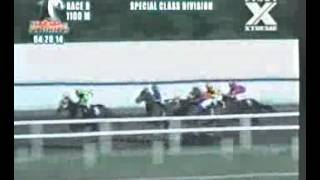 RACE 9 SMOKING PEANUT 04/20/2014