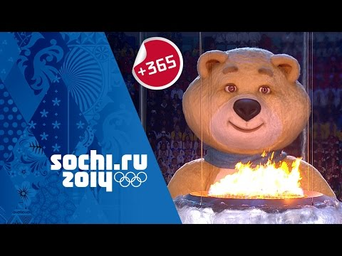Closing Ceremony of the Sochi 2014 Winter Olympics | #Sochi365