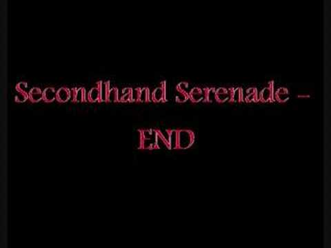 Secondhand Serenade - END