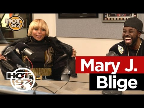 Mary J Blige & Flex Talk Divorce, Kanye, The Lox, & Issues w/ Faith Evans W/ Funk Flex