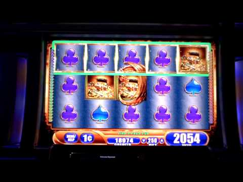 Dragons Fire replicating slot bonus at Sugar House Casino