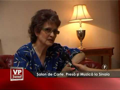 Salon de Carte, Presă şi Muzică la Sinaia