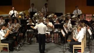 A Band at Territorial Music School - Canada and Bermuda Territory 2016