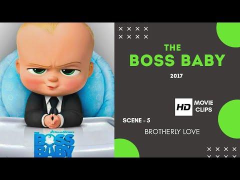 The Boss Baby (2017) : Brotherly Love | Scene 5/10