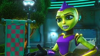 Ratchet And Clank - Hoverboard Racing (8) by Stampy