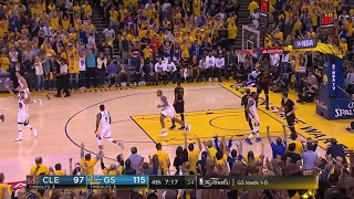 Quarter 4 One Box Video :Warriors Vs. Cavaliers, 6/3/2017