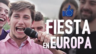 Video FIESTA en Europa MP3, 3GP, MP4, WEBM, AVI, FLV Juni 2018