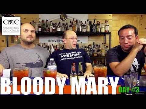 Scrappy's Spicy Bloody Mary Contest: Day 3
