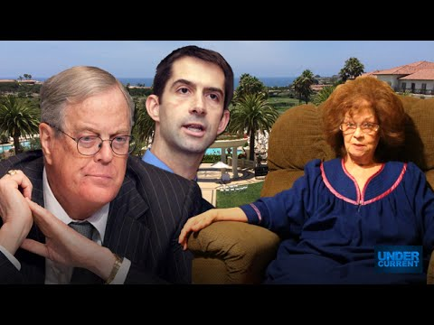 Is Tom Cotton for Grandmothers or Koch Brothers?