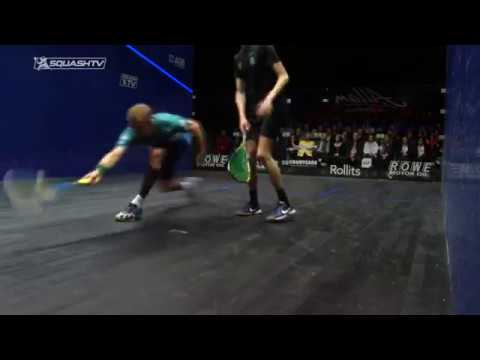 Squash analysis: How Ali Farag works his opponents