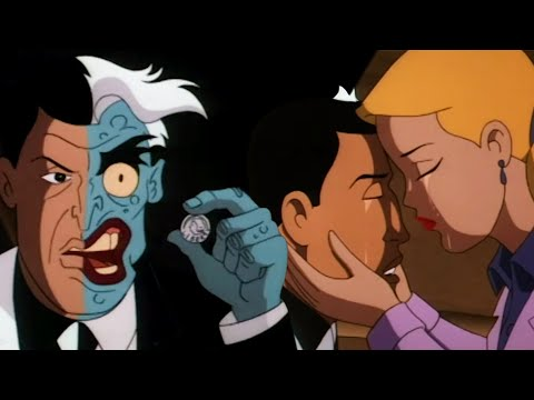 Batman: The Animated Series   The End of Two-Face    DC Kids