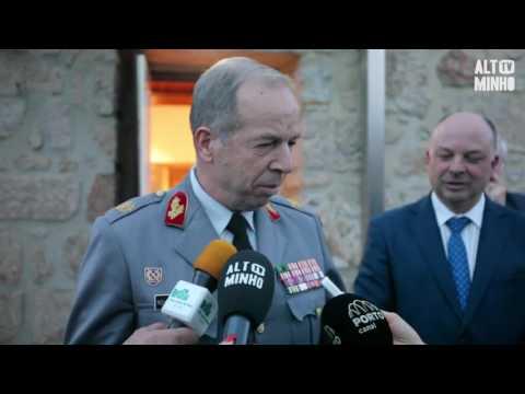 Chefe do Estado Maior do Exército visita Centro de Interpretação da História Militar