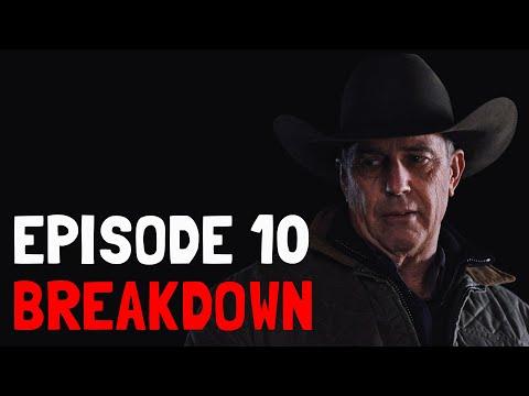 Yellowstone Season 3 Episode 10 - REVIEW AND RECAP (Season Finale)