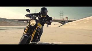 9. Yamaha XSR900 – Born to rule, 2016 official