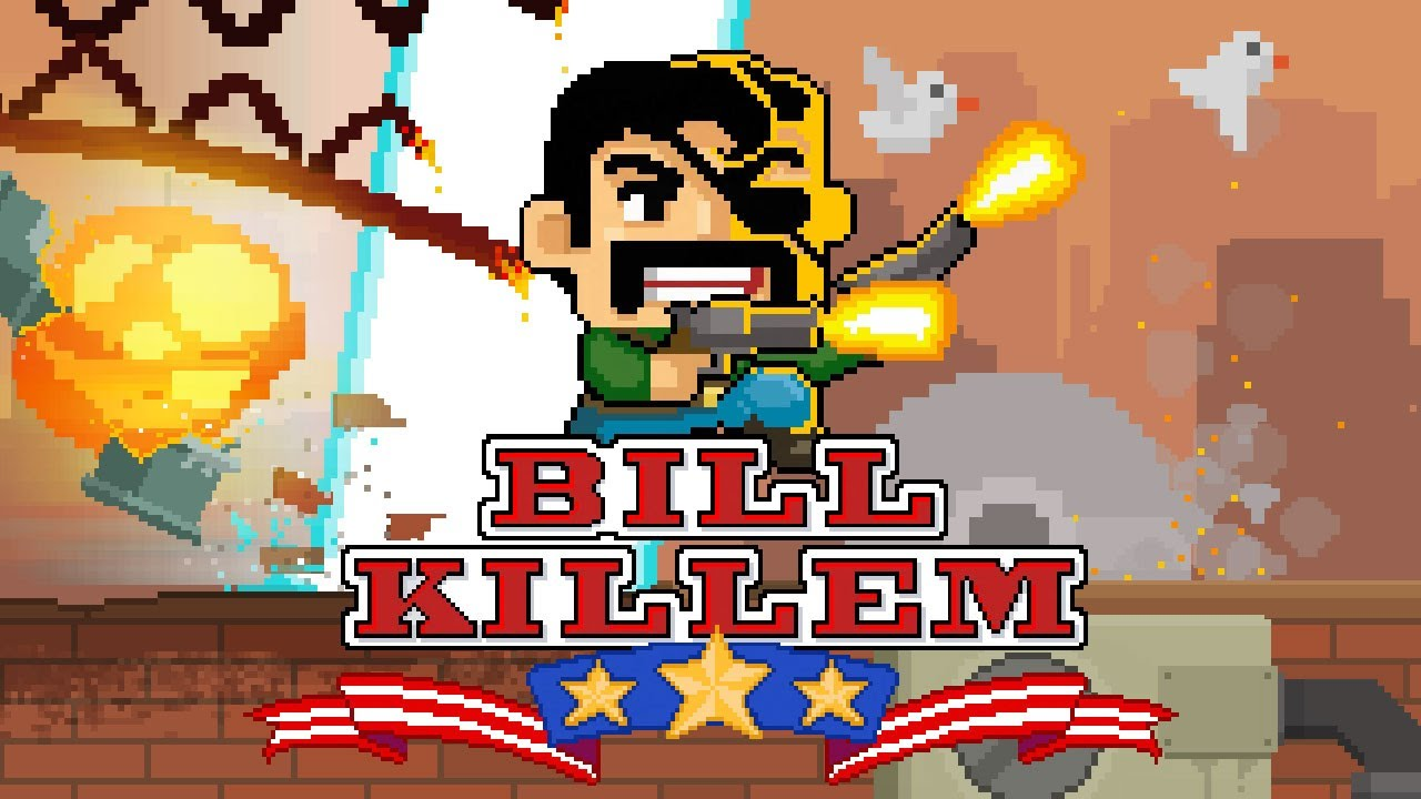 TouchArcade Game of the Week: 'Bill Killem'
