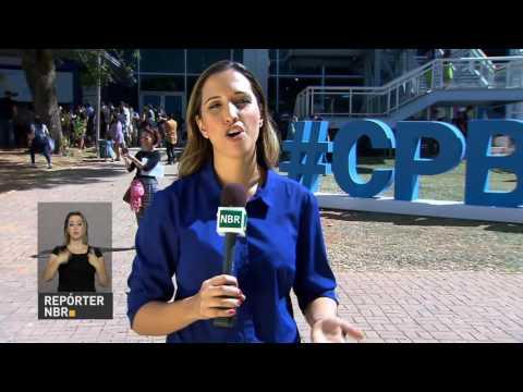 Campus Party reúne mais de 40 mil pessoas em Brasília