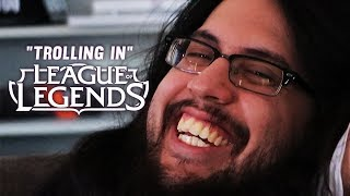 Imaqtpie - TROLLING IN LEAGUE OF LEGENDS