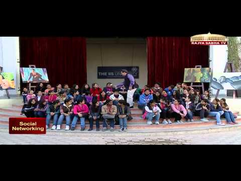 Campus Debate - Social Networking (Jaipur)