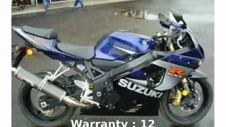 10. 2005 Suzuki GSX-R 750 - Walkaround, Info