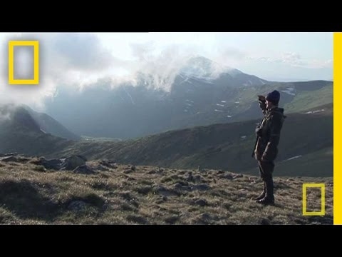 National Geographic Live! – Tim Cope: On the Trail of Genghis Khan