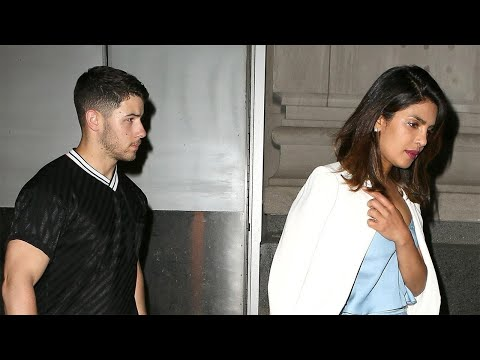 Priyanka Chopra and Nick Jonas Enjoy Date Night in NYC