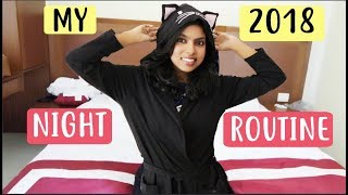 Video Night Time Skincare - Simple Effective Skin care Routine for Acne Skin 2018 | Adity Iyer MP3, 3GP, MP4, WEBM, AVI, FLV September 2018