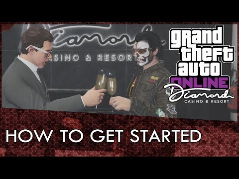 GTA Online Casino DLC: How The Diamond Casino Works (Beginner's Guide)
