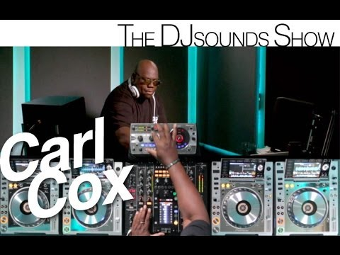 cox - http://www.djsounds.com/08/05/carl-cox-djsounds-show-2013 He's back! Dan Tait welcomes Carl Cox back on the DJsounds Show after two years and it's a cracker ...