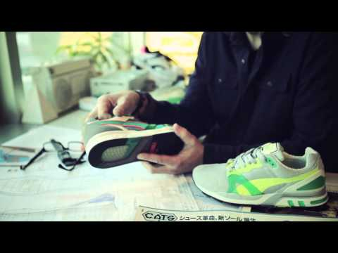 Trinomic by PUMA: Born on the Track Back for the Street | Video