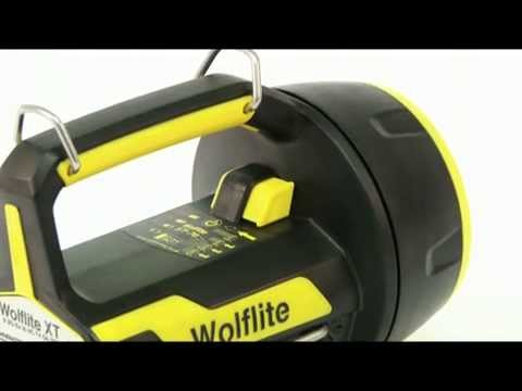 Wolflite XT Product Demonstration Video