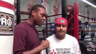 "ROBERT GARCIA on Floyd Mayweather ""Bitch"", Firing Alex Ariza, Marcos Maidana & Brandon Rios Return"