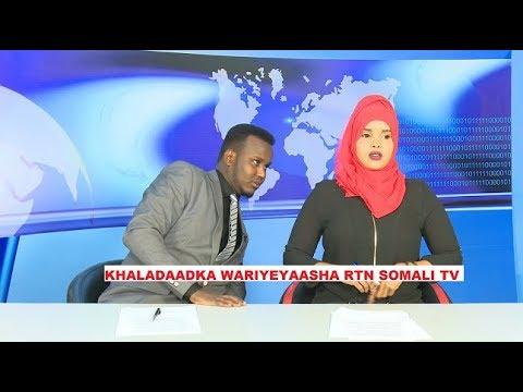 RTN TV: Khaladaadka Wariyeyaasha RTN 2017-2018