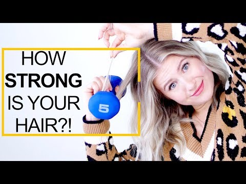 Hairstyles for short hair - How Strong is Your Hair?!  Milabu