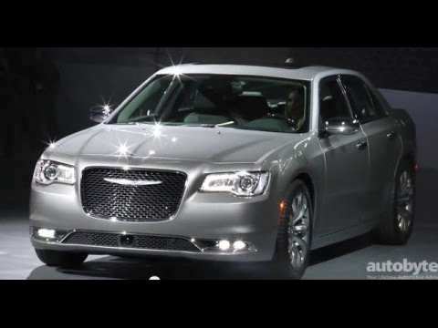 LA Auto Show: Chrysler 300C Goes Platinum