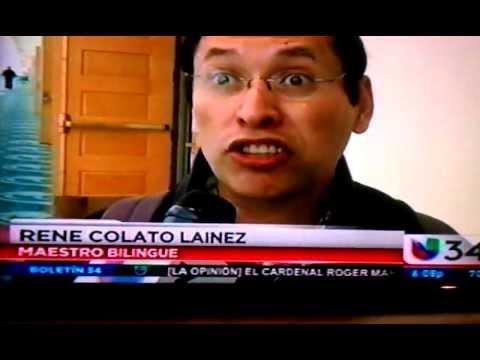 Rene Colato Lainez at CABE