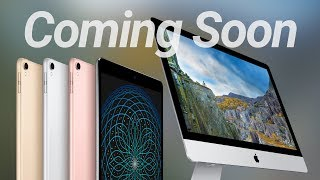 New Apple Products Coming This Week?!