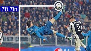 Video Cristiano Ronaldo Crazy Bicycle Kicks Show - Finally lHD MP3, 3GP, MP4, WEBM, AVI, FLV April 2018