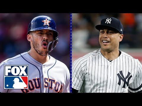 Video: Who is the biggest X-factor on the Astros and Yankees IL? | MLB WHIPAROUND