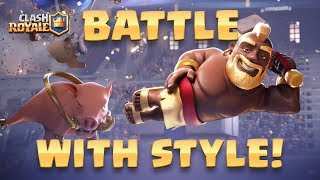 Clash Royale: Introducing STAR LEVELS! ⭐⭐⭐