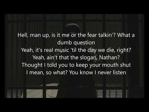NF - Intro III - Lyrics Video