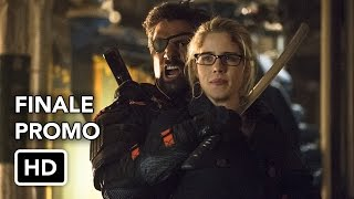 "Arrow 2x23 Extended Promo ""Unthinkable"" (HD) Season Finale"