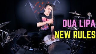 Dua Lipa - New Rules | Matt McGuire Drum Cover