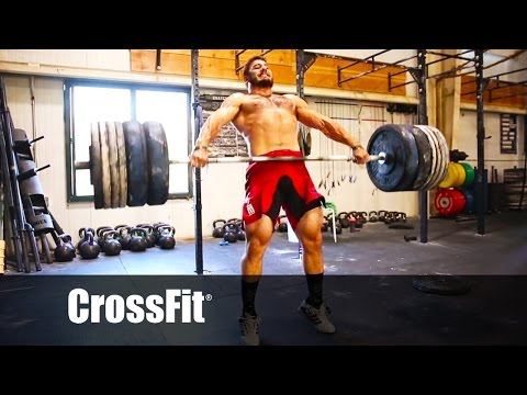 Fraser - CrossFit - (http://crossfit.com) The CrossFit Games® - The Sport of Fitness™ The Fittest On Earth™