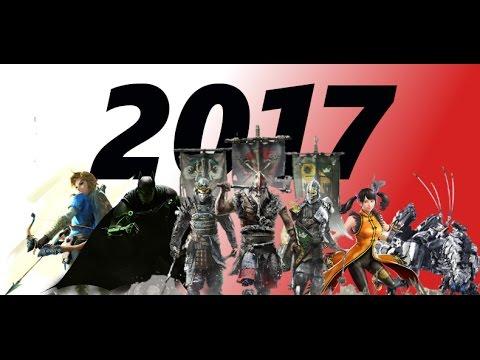Najważniejsze gry 2017 roku wg. redakcji PPE (montaż) – Twój Weekend