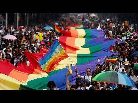 Μεξικό: Gay Pride στη σκιά του μακελειού στο Ορλάντο